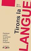 Télécharger le livre :  Tirons la langue