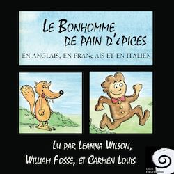 Le Bonhomme de pain d'épices (version 3 langues)