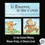 Télécharger cet ebook : Le Bonhomme de pain d'épices (version 3 langues)