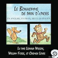 Téléchargez le livre :  Le Bonhomme de pain d'épices (version 3 langues)