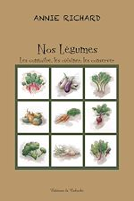 Download this eBook Nos légumes