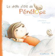 Téléchargez le livre :  Le drôle d'été de Pénélope