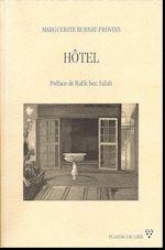 Téléchargez le livre :  Hôtel