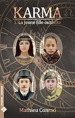 Download this eBook Karma - Tome 1 : La Jeune fille ouzbèke