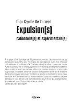 Expulsion(s) rationnelle(s) et expérimentale(s)