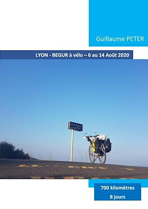 Téléchargez le livre :  Lyon - Begur à vélo. 700 kilomètres, 8 jours
