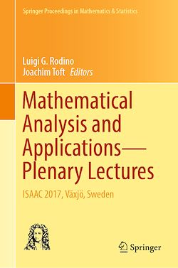 Mathematical Analysis and Applications—Plenary Lectures