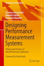 Download this eBook Designing Performance Measurement Systems