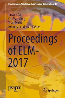 Proceedings of ELM-2017