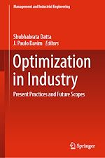 Download this eBook Optimization in Industry