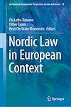 Télécharger le livre :  Nordic Law in European Context