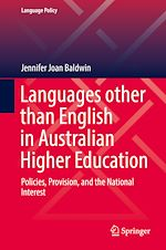 Download this eBook Languages other than English in Australian Higher Education