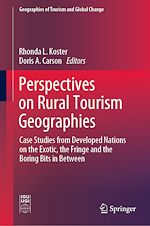 Download this eBook Perspectives on Rural Tourism Geographies