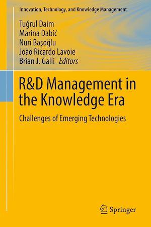 Téléchargez le livre :  R&D Management in the Knowledge Era