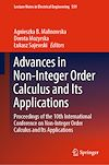 Download this eBook Advances in Non-Integer Order Calculus and Its Applications