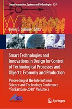 Download this eBook Smart Technologies and Innovations in Design for Control of Technological Processes and Objects: Economy and Production