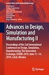 Download this eBook Advances in Design, Simulation and Manufacturing II