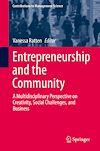 Télécharger le livre :  Entrepreneurship and the Community