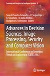 Télécharger le livre :  Advances in Decision Sciences, Image Processing, Security and Computer Vision