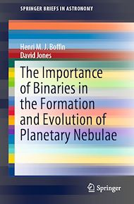 Téléchargez le livre :  The Importance of Binaries in the Formation and Evolution of Planetary Nebulae