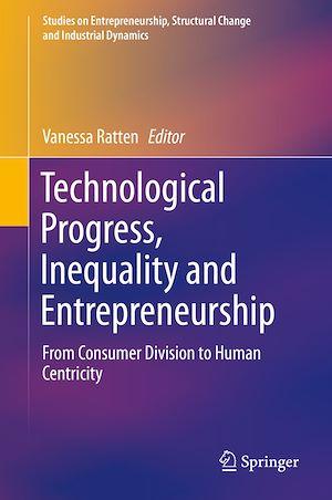 Téléchargez le livre :  Technological Progress, Inequality and Entrepreneurship