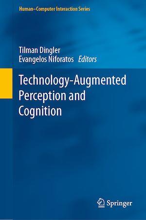 Téléchargez le livre :  Technology-Augmented Perception and Cognition
