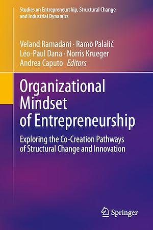 Téléchargez le livre :  Organizational Mindset of Entrepreneurship