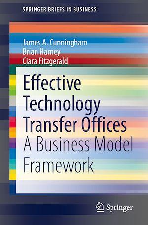 Téléchargez le livre :  Effective Technology Transfer Offices