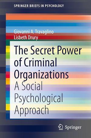 Téléchargez le livre :  The Secret Power of Criminal Organizations