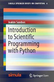 Téléchargez le livre :  Introduction to Scientific Programming with Python