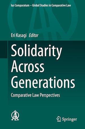 Téléchargez le livre :  Solidarity Across Generations