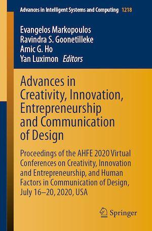 Téléchargez le livre :  Advances in Creativity, Innovation, Entrepreneurship and Communication of Design