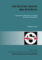 Download this eBook Les bonnes raisons des émotions