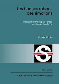 Téléchargez le livre :  Les bonnes raisons des émotions