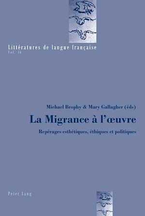 Téléchargez le livre :  La Migrance à l'œuvre