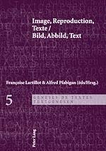 Téléchargez le livre :  Image, Reproduction, Texte- Bild, Abbild, Text