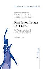 Download this eBook Dans le feuilletage de la terre
