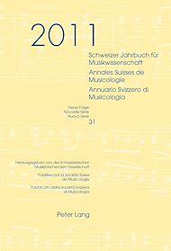 Téléchargez le livre :  Schweizer Jahrbuch fuer Musikwissenschaft- Annales Suisses de Musicologie- Annuario Svizzero di Musicologia
