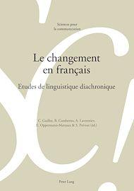 Téléchargez le livre :  Le changement en français
