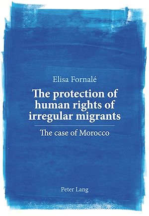 Téléchargez le livre :  The protection of human rights of irregular migrants