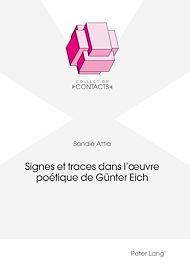 Téléchargez le livre :  Signes et traces dans l'œuvre poétique de Guenter Eich