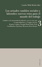 Téléchargez le livre :  Los actuales cambios sociales y laborales: nuevos retos para el mundo del trabajo