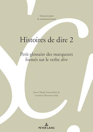 Téléchargez le livre :  Histoires de dire 2