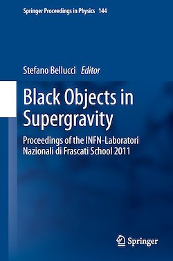 Black Objects in Supergravity