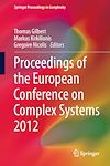 Télécharger le livre :  Proceedings of the European Conference on Complex Systems 2012