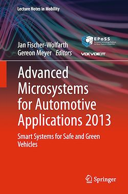 Advanced Microsystems for Automotive Applications 2013