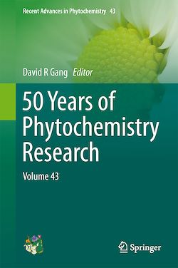 50 Years of Phytochemistry Research