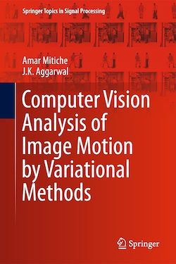 Computer Vision Analysis of Image Motion by Variational Methods