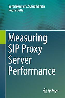 Measuring SIP Proxy Server Performance