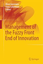 Download this eBook Management of the Fuzzy Front End of Innovation